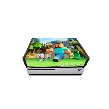 Capa Xbox One Slim Minecraft