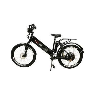 Imagem de Bicicleta Elétrica Confort FULL 800W 48V 15Ah Cor Preta