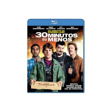 Blu-ray 30 Minutos ou Menos