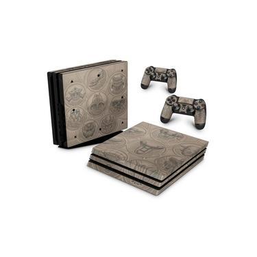Skin Adesivo para PS4 Pro - Shadow Of The Colossus