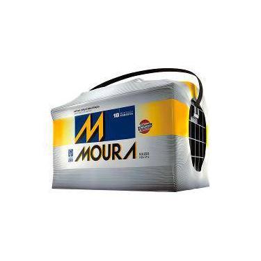 Bateria Automotiva Selada Moura M60ad 60 Direita Livre De Manutenção