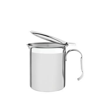Jarra Tramontina Buena para Água em Aço Inox com Tampa 12 cm 2,1 L  Tramontina 61575120