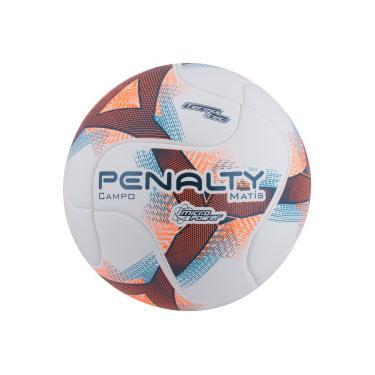 Bola de Futebol de Campo Penalty Matís Termotec VIII - BRANCO AZUL Penalty 98c474cd24559