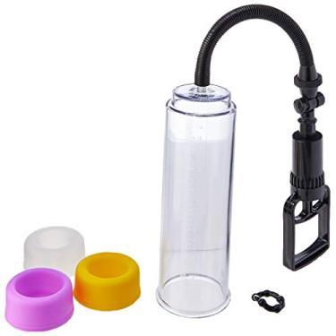 Imagem de Bomba Peniana Manual - High Vacuum Man Penis Pump, Vipmix