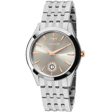049acf8253c Relógio Feminino Technos Analógico - 1M15AR 1C