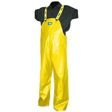 Calça masculina Viking Bib, Amarelo, XX-Large