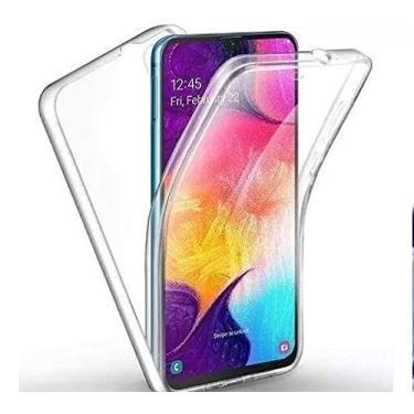 Capa case Capinha 360 Frente E Verso Samsung Galaxy A20 A30