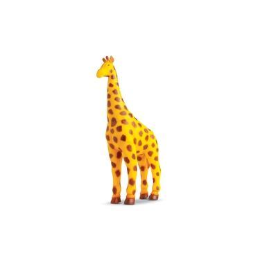 Imagem de Brinquedo Animal Girafa Safári 27 Cm - Bee Toys