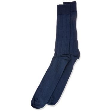 Trifil Meia Cano Longo Casual Masculino, G, Azul