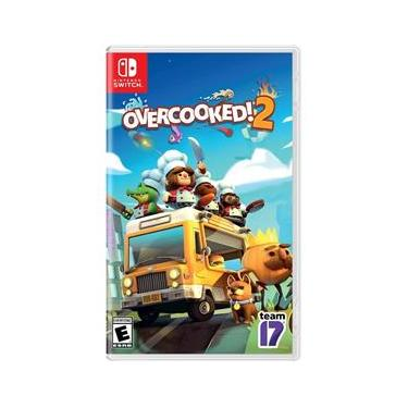 Overcooked! 2 Jogo para Nintendo Switch-SOS01183