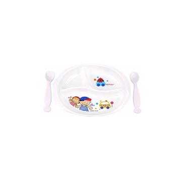 Imagem de Kit Alimentação para Bebês Hora Feliz - K'S Kids