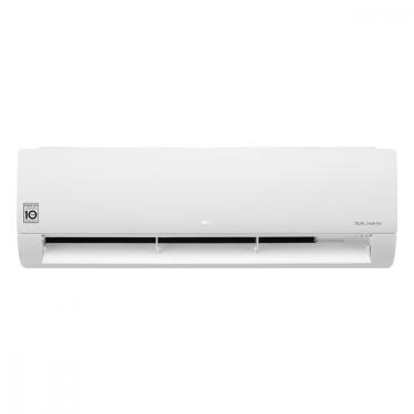 Imagem de Ar Condicionado Split Inverter LG Hi Wall DUAL Compact 12000 BTUs Frio S4NQ12JA3A5 - 220V