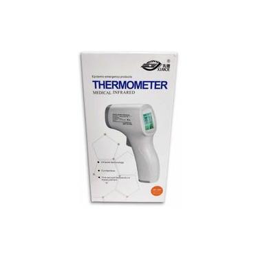 Termômetro Digital Laser Infravermelho Medidor Febre Gp-300