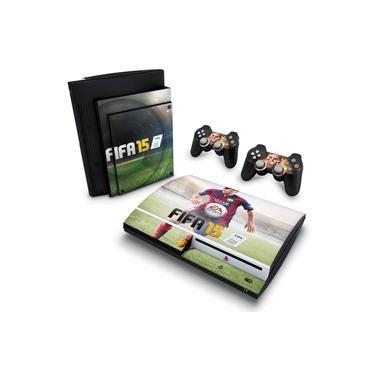 Skin Adesivo para PS3 Fat - Fifa 15