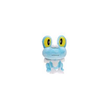 Imagem de Froakie Pelúcia Pokémon Sapo 18cm Greninja Pronta Entrega