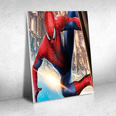 Quadro Decorativo - The Amazing Spider Man - Quadro 30x40
