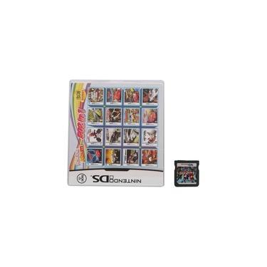 468/488/502/520 Em 1 Video Game multi carrinho Cartucho para Nintendo DS 3DS