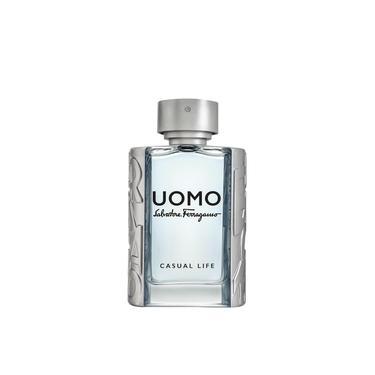 Uomo Casual Life Salvatore Ferragamo Eau de Toilette - Perfume Masculino 30ml