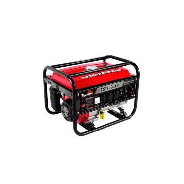 Gerador de Energia à Gasolina 3,1 Kva Bivolt Partida Manual TG3100CXR TOYAMA -