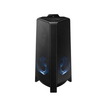 Caixa de Som Torre Samsung MX-T55/ZD Bluetooth - 500W