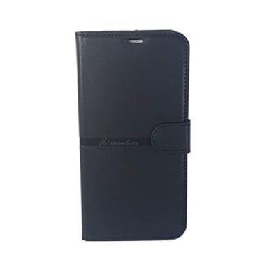 Capa Carteira Asus Zenfone Max Pro M2 ZB631KL (Tela de 6.3 - Cor Preta) Capinha Case Flip