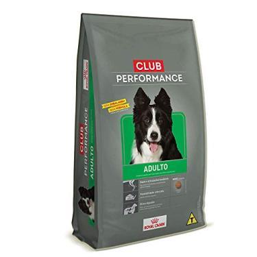 Ração Royal Canin Club Performance High Activity para Cães Adultos - 15kg