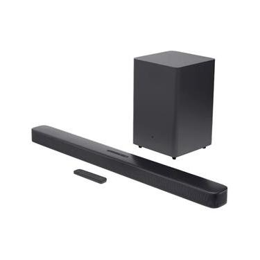 Imagem de JBL Bar 2.1 Deep Bass Barra de som de 2.1 canais com subwoofer sem fios
