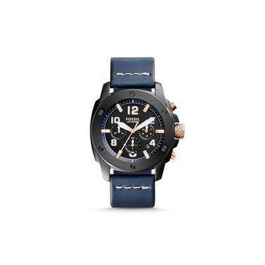 03a1587b809 Relógio de Pulso Fossil Cronógrafo Shoptime