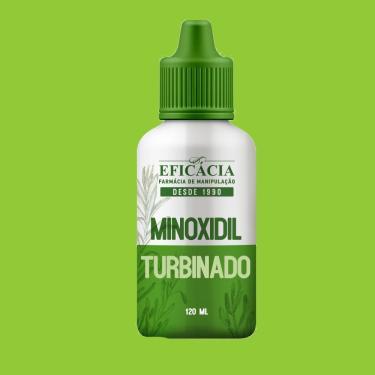 Minoxidil Turbinado - 120 ml