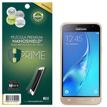 Pelicula HPrime NanoShield para Samsung Galaxy J3/ J3 2016, Hprime, Película Protetora de Tela para Celular, Transparente