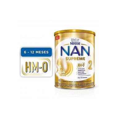 Nan Supreme 2 Fórmula Infantil Nestlé Lata 800g