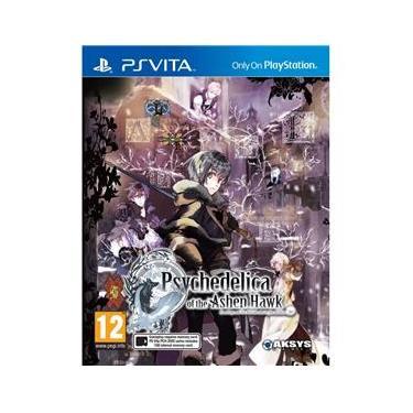Jogo Lacrado Psychedelica of the Ashen Hawk para PS Vita