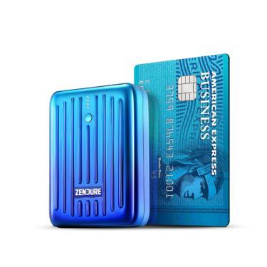 Zendure ZDSM10PD 10000mAh Mini 18 W PD USB-C Carregamento rápido Power Bank externo Baterias para para iPhone 12 Pro Max Banggood