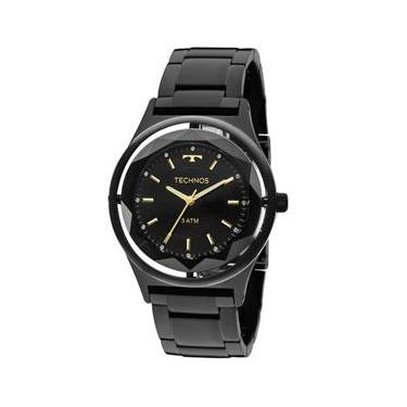 Relógio de Pulso R  417 a R  500 Aço   Joalheria   Comparar preço de ... ac5b096535