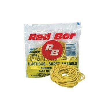 Elastico Latex 100grs Red Bor