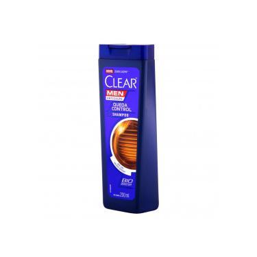 Clear Men Anticaspa Queda Control Shampoo 200mL