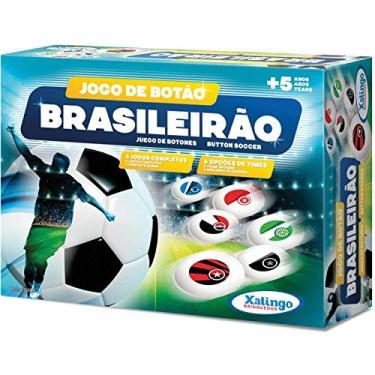 Imagem de Jogos de Botões Brasileirão Xalingo