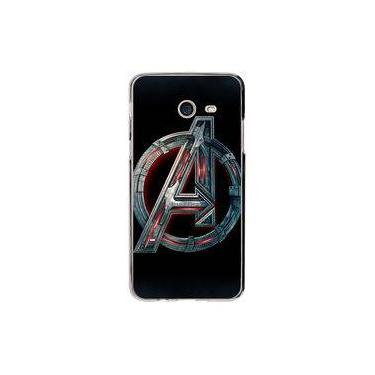 Capa para Galaxy J5 Prime - The Avengers | Os Vingadores Logo 1