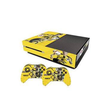 Skin Xbox One Fat Fifa 17
