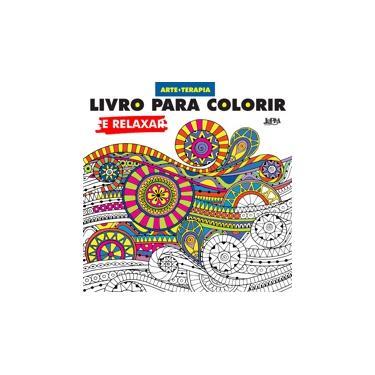 Livro Para Colorir e Relaxar - L&pm Editores - 9788525432513