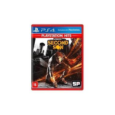 Jogo inFAMOUS: Second Son - PS4