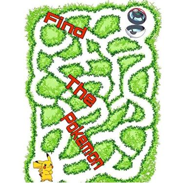 Find the Pokemon: New Maze for kids years 5 to 10