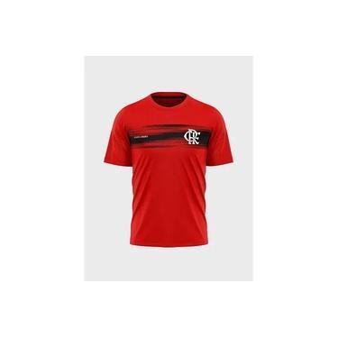 Camisa Braziline Flamengo Infantil Chain