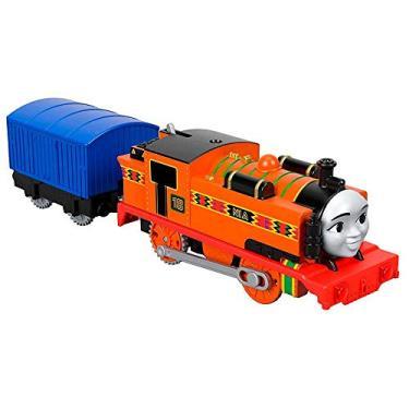 Imagem de Trem Motorizado Thomas e Seus Amigos Nia - Mattel
