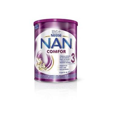 Fórmula Infantil NAN Comfor 3 800g