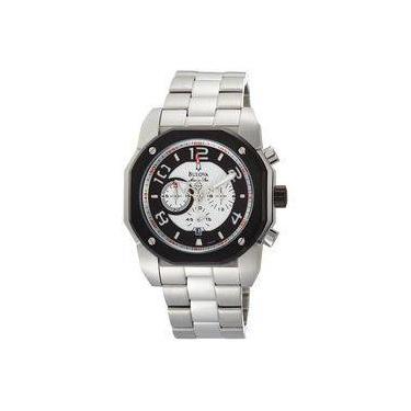 1c7b2defbd8 Relógio de Pulso Bulova Resistente a àgua Cronógrafo Americanas ...