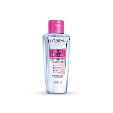 Água Micelar Solução de Limpeza Facial L`Oréal Paris Dermo Expertise 5 em 1