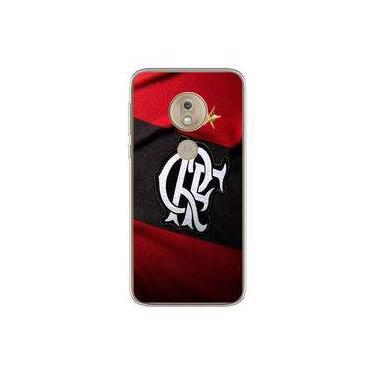 Capa para Moto G7 Plus - Flamengo 4