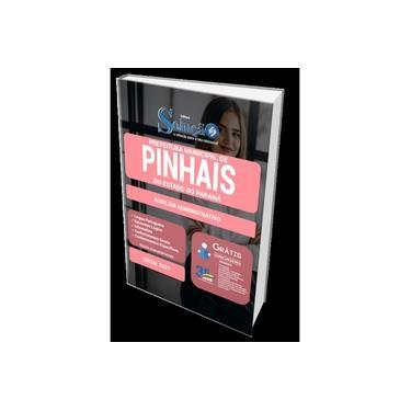Imagem de Apostila Prefeitura de Pinhais - PR 2021 - Auxiliar Adm