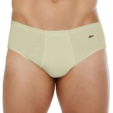 Cueca Slip Zorba Light 172 GG Bege
